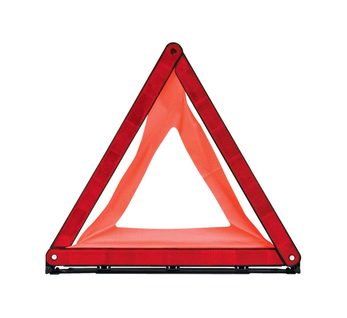 MOTO-QUIP Foldable Warning Triangle