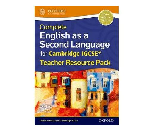 Complete English as a Second Language for Cambridge IGCSE (R) : Teacher Resource Pack