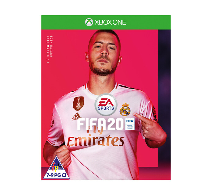 XBOX ONE Fifa 20 (Available 27 09 2019)