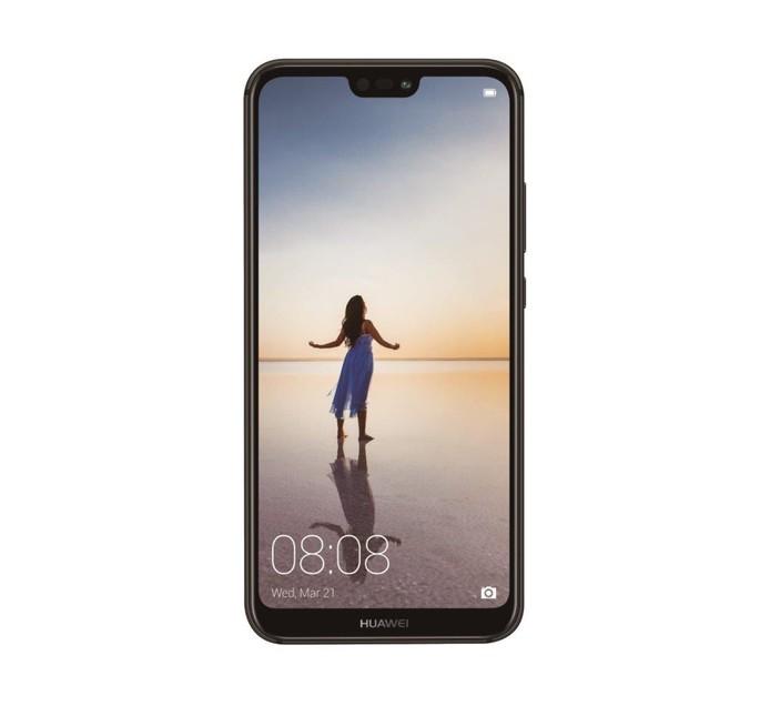 HUAWEI 64GB P20 Lite - Prepaid Black
