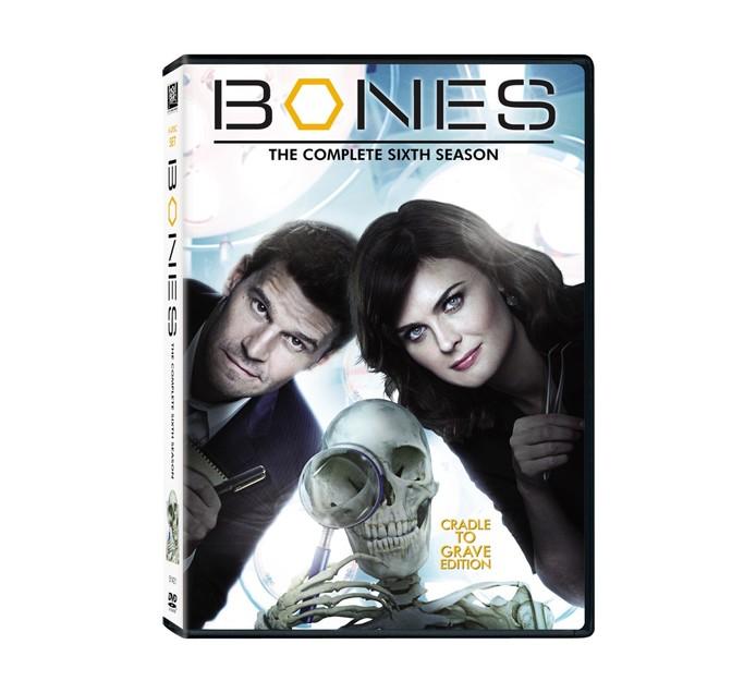 Bones Season 6 - 6 Disc