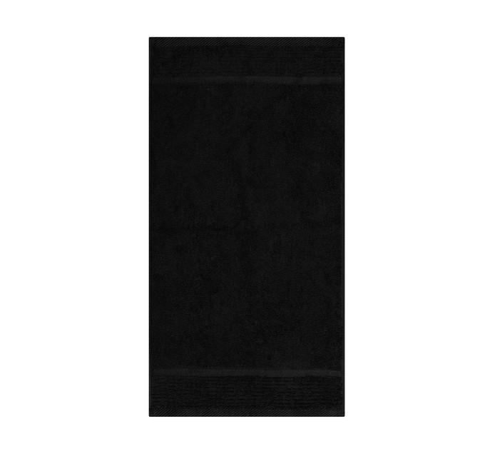 COLIBRI Capri Guest Towel Black