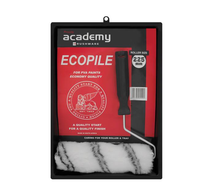 ACADEMY 225mm Ecopile Roller Trayset