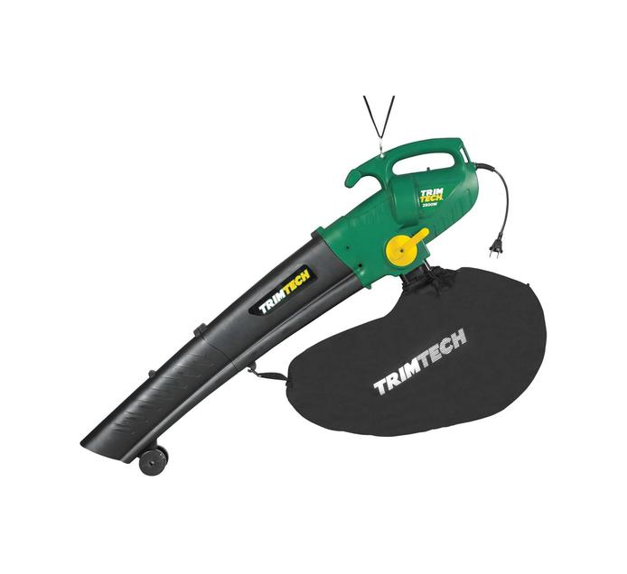 TRIMTECH 2800 W Mulching Blower Vacuum