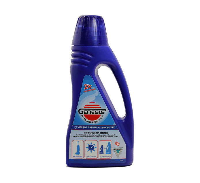 GENESIS 750ml Vibrant Deep Cleaning Detergent