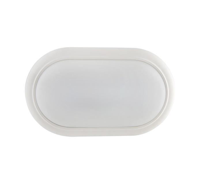 EUROLUX 15w Eurolux led oval bulkhead white 15w