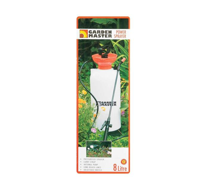 GARDENMASTER 8l Pressurised Sprayer