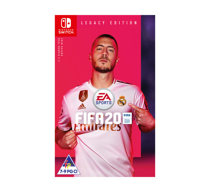 NINTENDO SWITCH Fifa 20 Nintendo (Available 27 09 2019)
