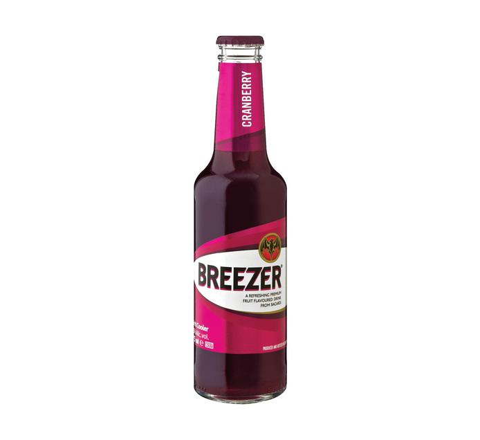 BACARDI Cranberry Breezer (24 x 275ml)