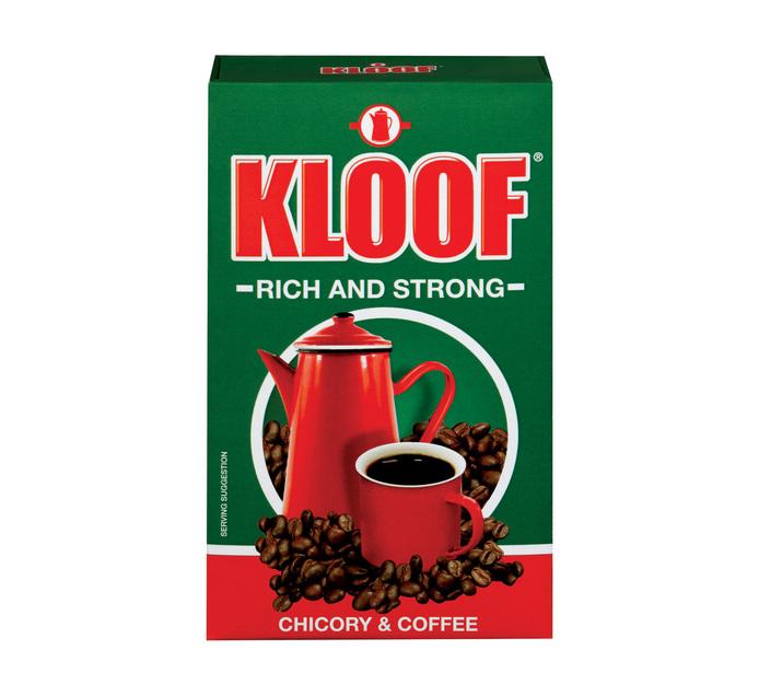 KLOOF GROUND COFFEE 125G