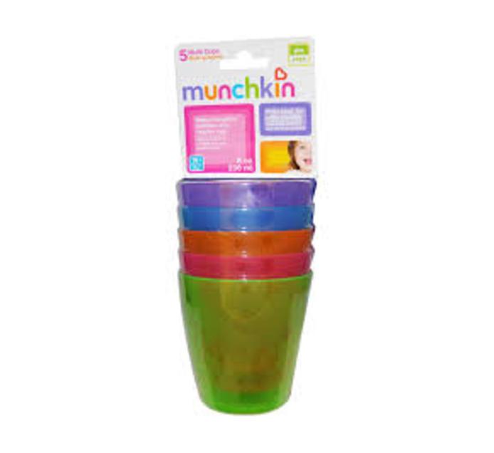 MUNCHKIN 5 Pack Multi Cups