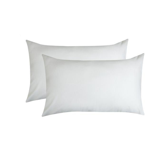 SHERATON 2 Pack Cotton Percale Pillowcase