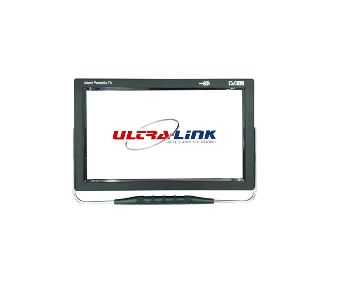 "ULTRA LINK 22 cm (9"") Digital Portable TV"