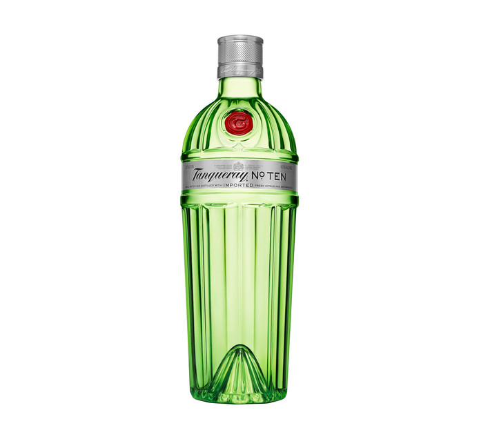 TANQUERAY No. 10 Imported Gin (1 x 750ml)