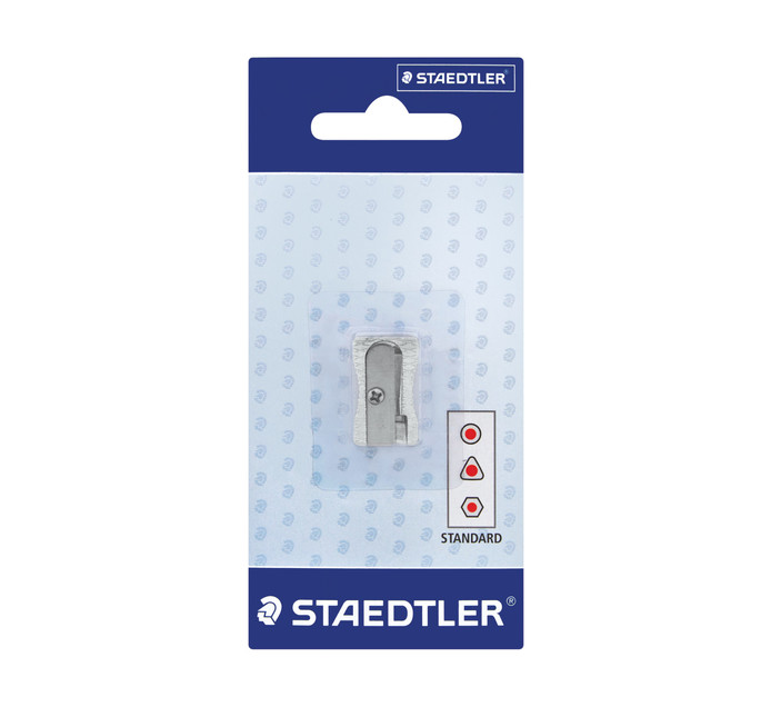 STAEDTLER Single Hole Metal Sharpener Each