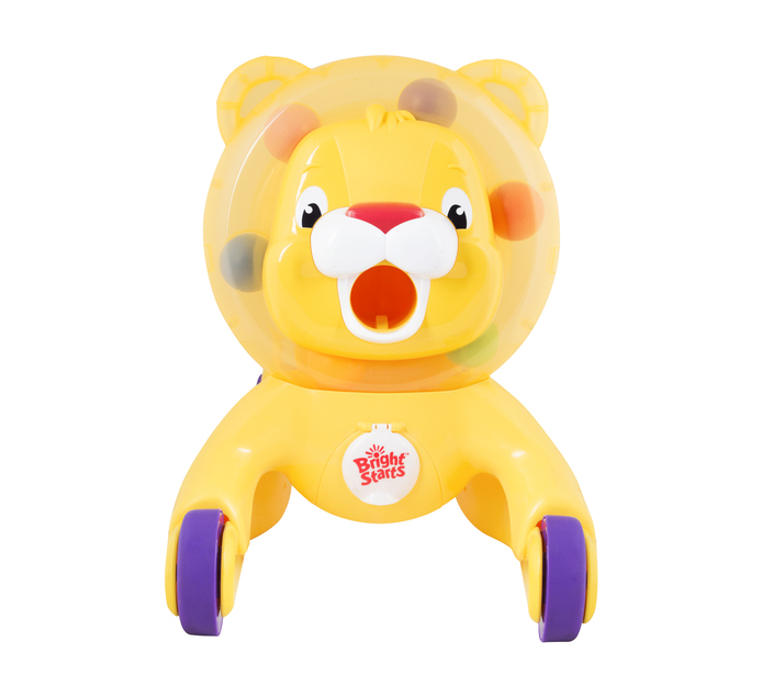 BRIGHT STARTS Having A Ball Step & Ride Lion 3-in-1