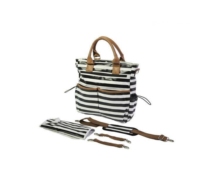 Nuovo - Diaper Bag - Stripe