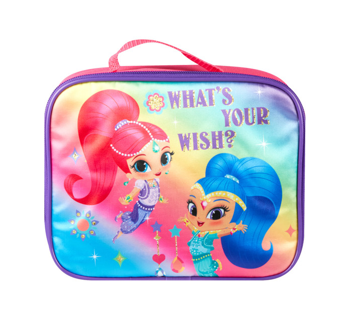 SHIMMER AND SHINE Lunchbag