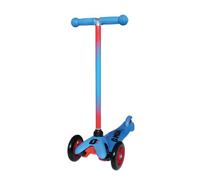 D=MON 120 mm Junior Tri Wheel Scooter