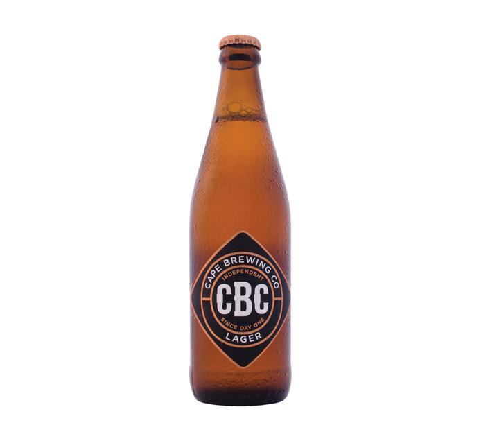 CBC Lager NRB (4 x 440ml)