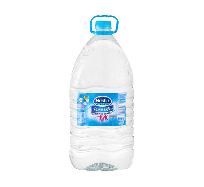 NESTLE Pure Life Spring Water Still (1 x 5L)
