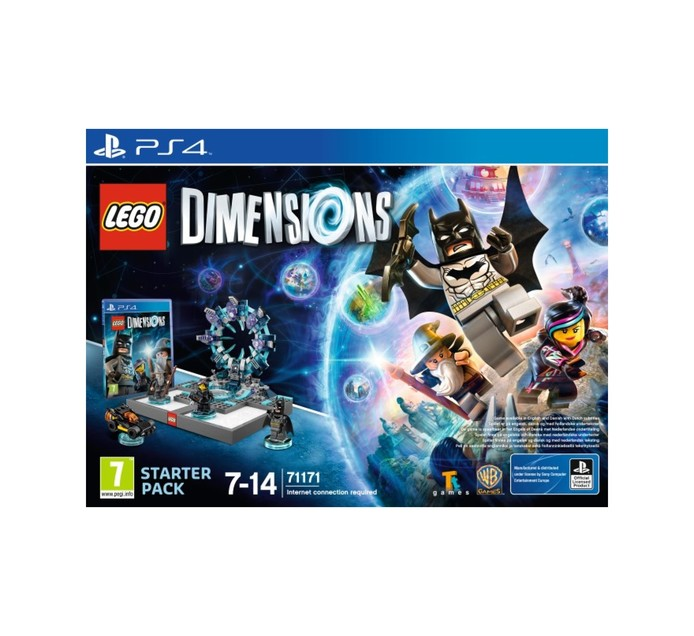 LEGO PS4 Lego Dimensions Starter Pack