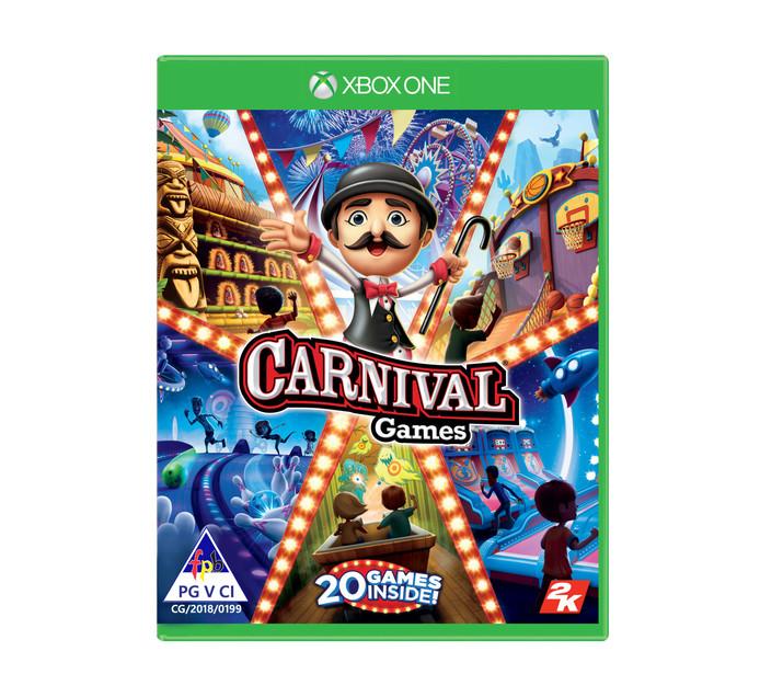 XONE CARNIVAL GAMES