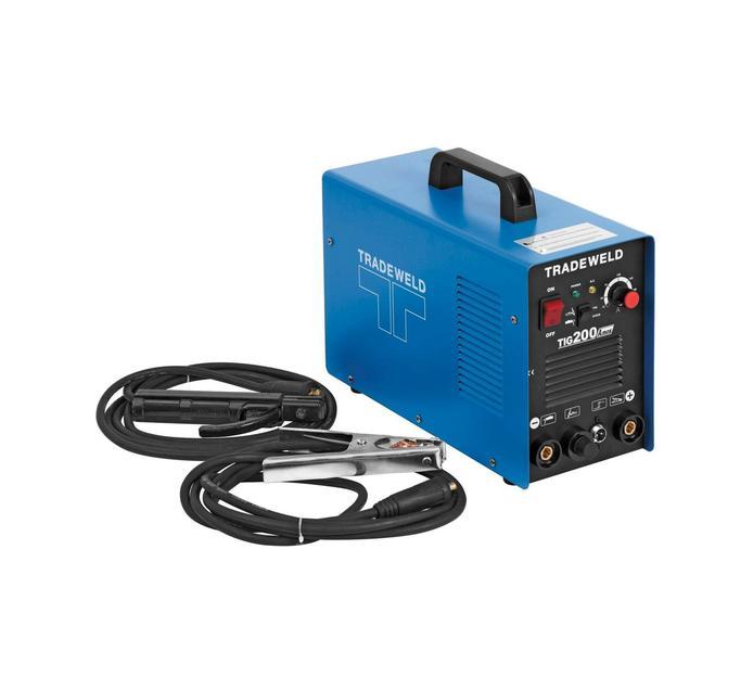 TRADEWELD 200 Amp Tig Welder