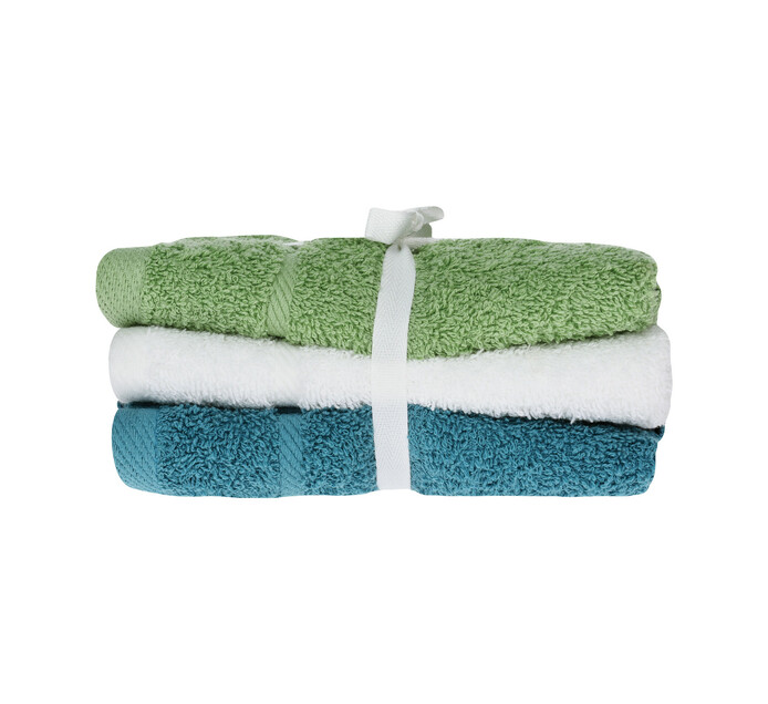COLIBRI 3 Pack Guest Towel