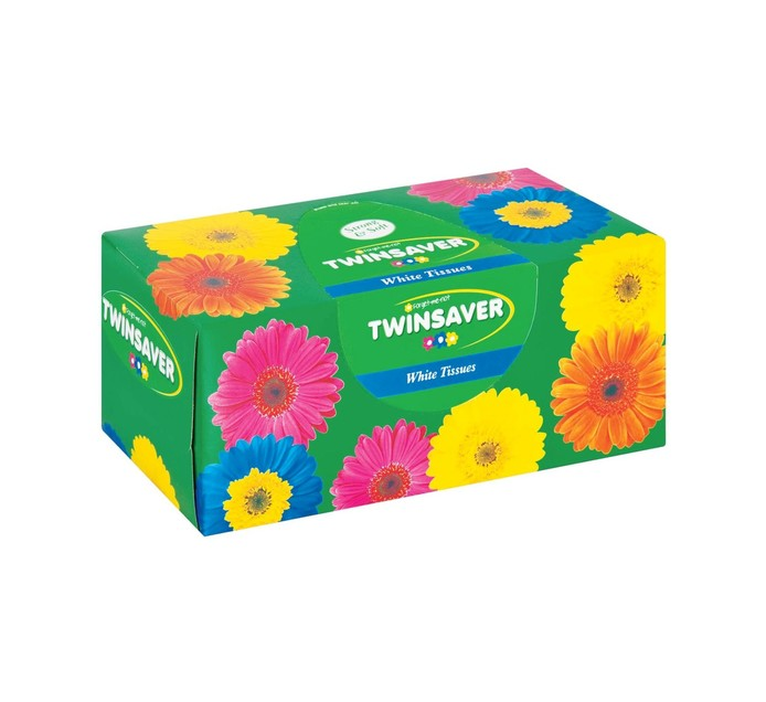 TWINSAVER Facial Tissues (All variants) (180's)