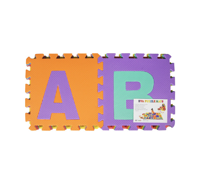 26piece Eva Alphabet Playmat
