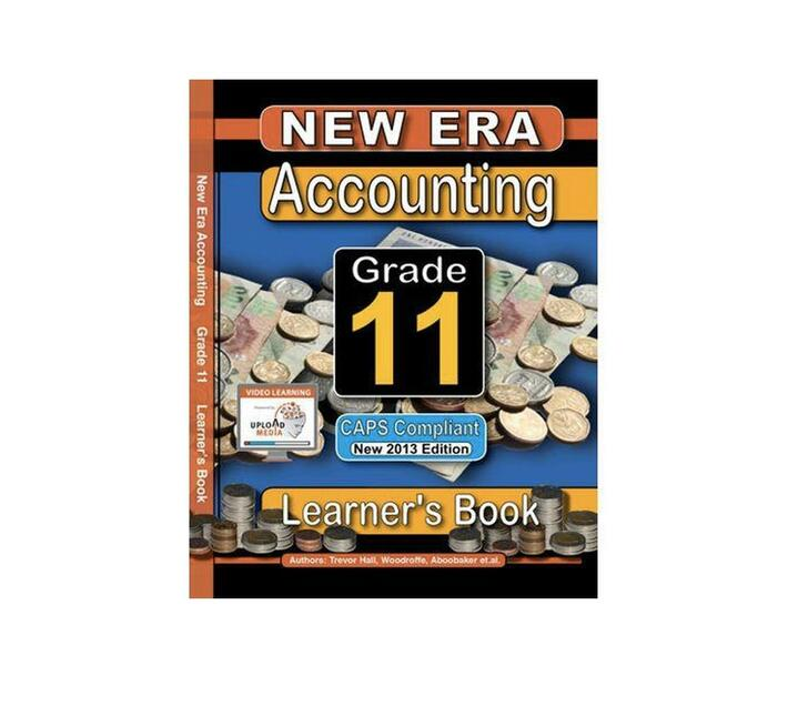 New Era Accounting Grade 11 Learners Book - CAPS Complaint