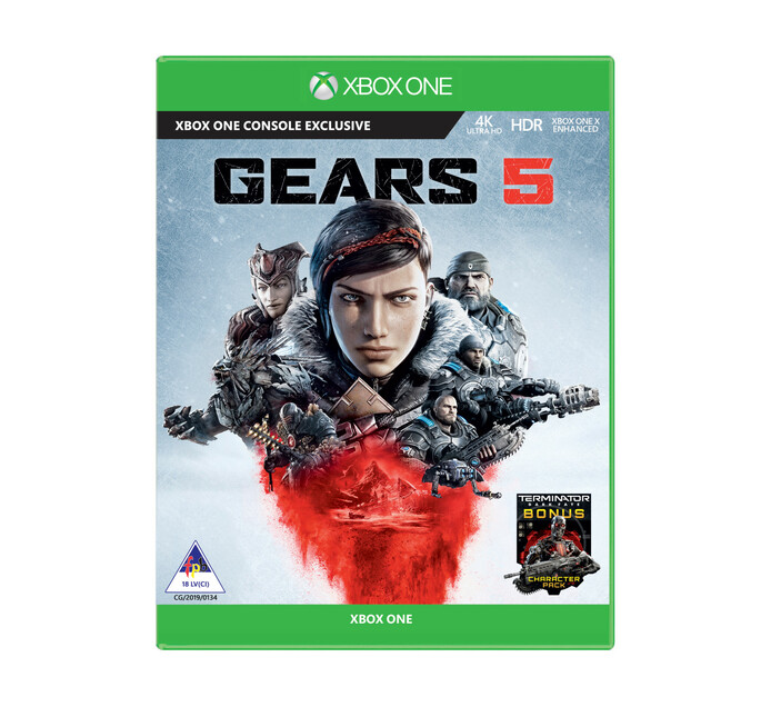 XBOX ONE Gears Of War 5 - Available 10 September 2019