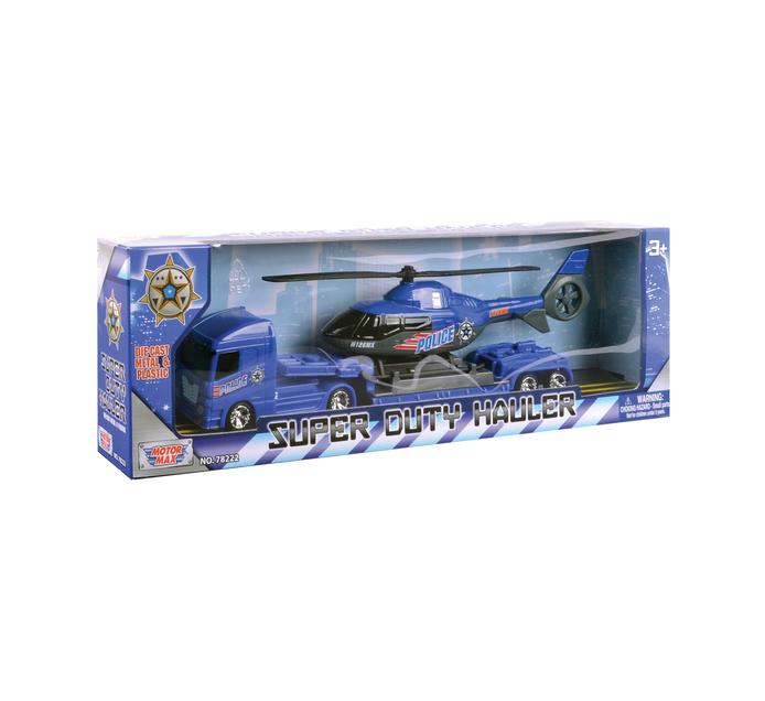 MOTORMAX Super Duty Hauler - Police