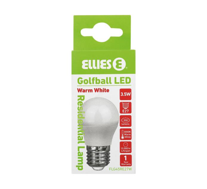 ELLIES 3.5 W LED Residential Golfball