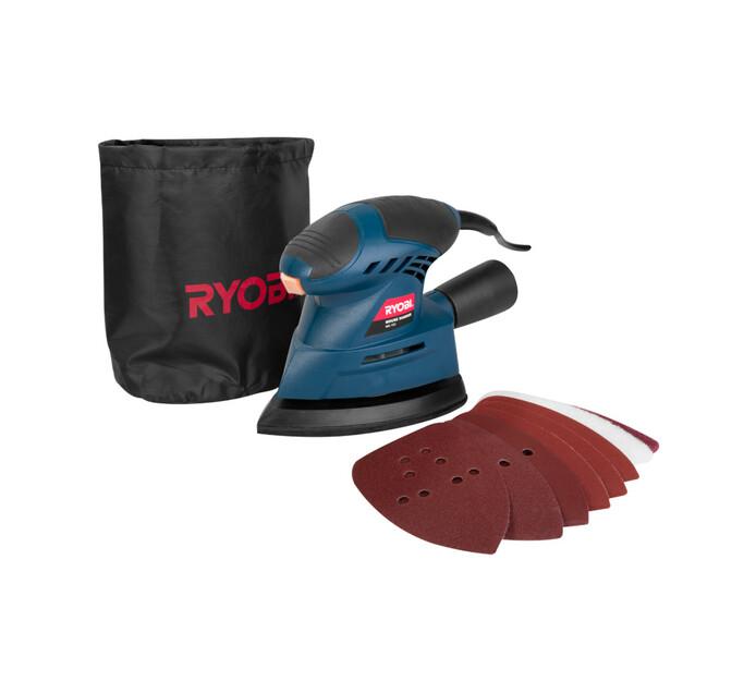RYOBI 130 W Mouse Sander Kit