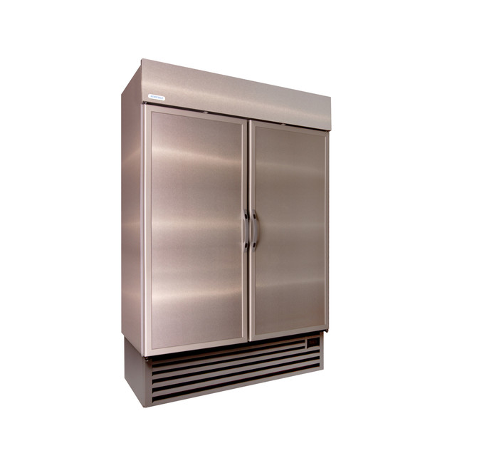 STAYCOLD 739 l Steel Hinged Door Fridge