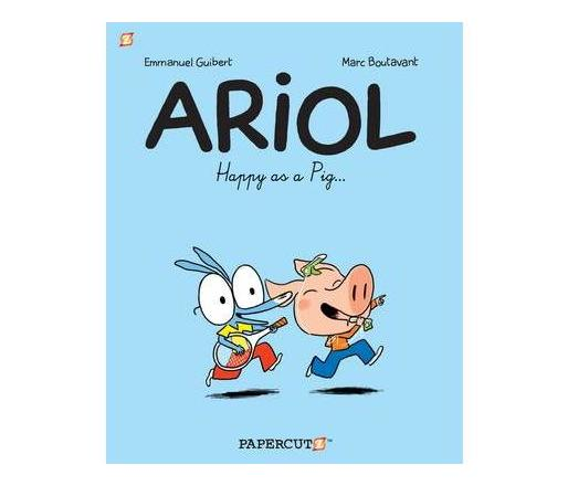 Ariol: Ariol #3: Happy as a Pig... Happy as a Pig... No. 3