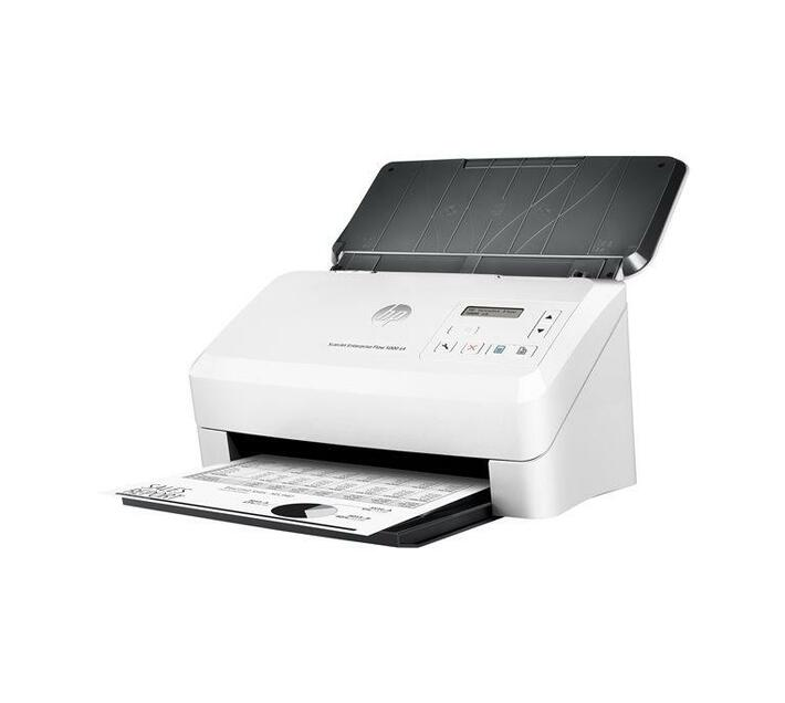 HP ScanJet Enterprise Flow 5000 s4 Sheet-feed Scanner - document scanner - desktop - USB 3.0, USB 2.0