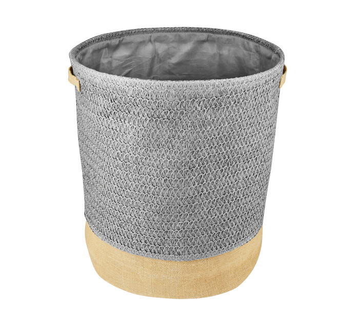 Large Evo Paper Weave Laundry Basket