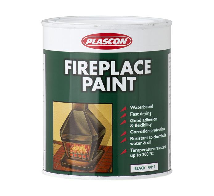 PLASCON 1L Fireplace Paint