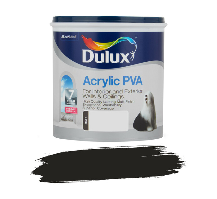 DULUX ACRYLIC PVA 1L