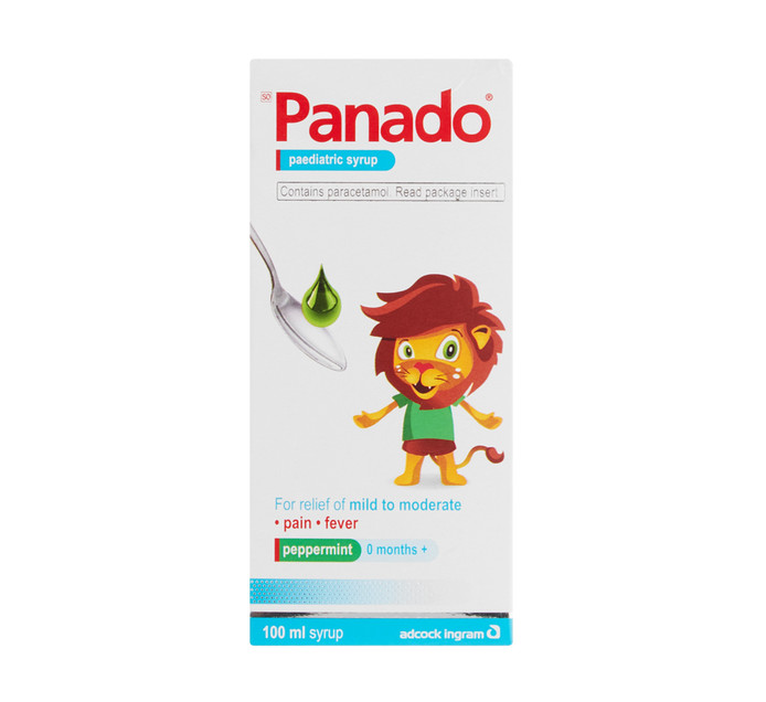 PANADO PAEDIATRIC SYRUP 100ML