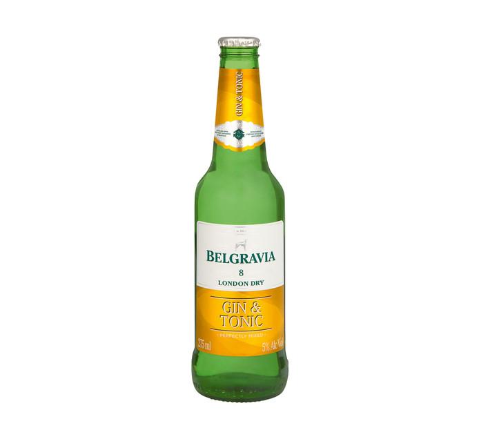 Belgravia Gin And Tonic Rtd Ml