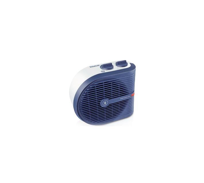 """Heater Floor Fan Plastic Blue 2 Speed 2000W """"Tropicano"""""""