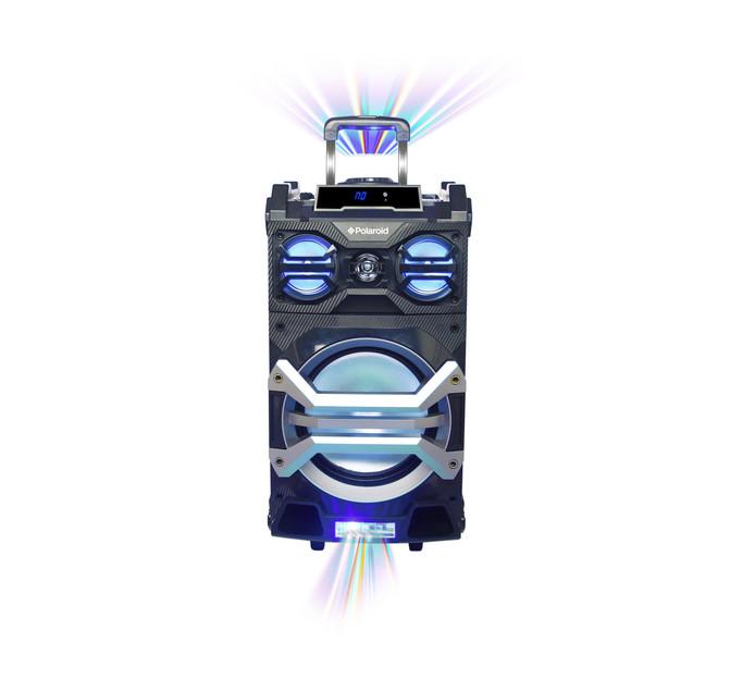 "POLAROID 10"" Bluetooth Trolley Speaker"