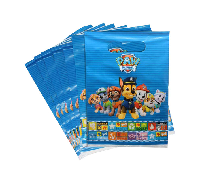 PAW PATROL 6 Party Bags