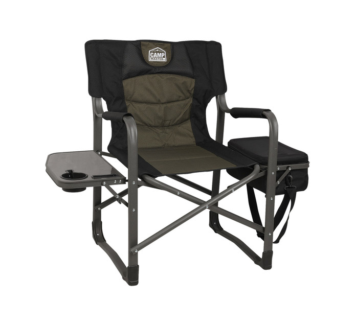 CAMPMASTER Savannah Director Chair with Cooler