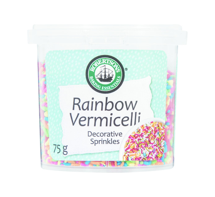 ROBERTSONS 1 x 75g Vermicelli