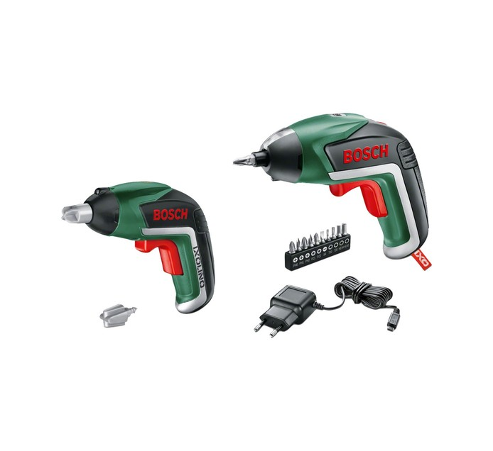 BOSCH 3.6 V Li-ion Screwdriver Ixo Set